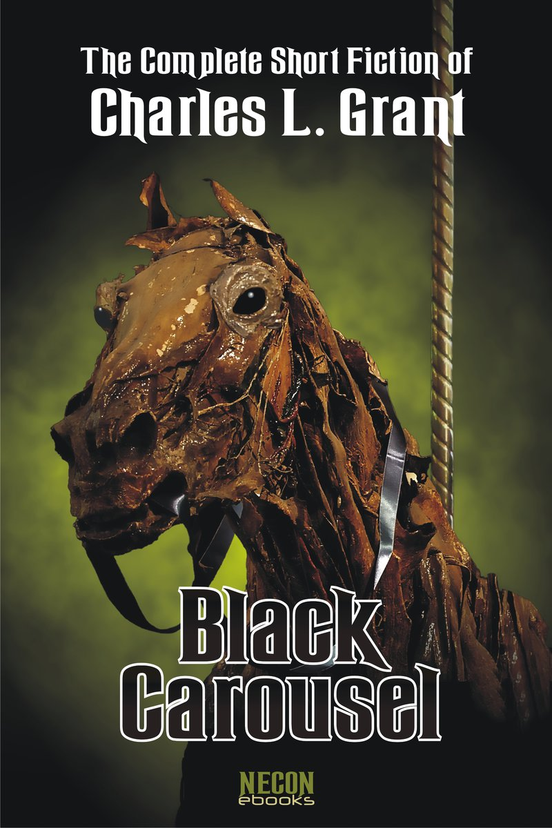 Black Carousel on Corvid Design