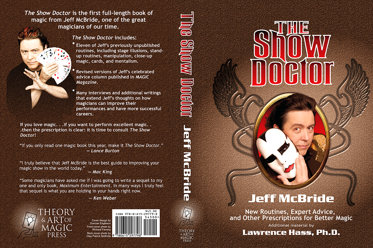 Show Doctor on Corvid Design