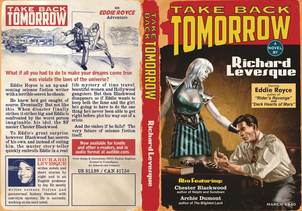 Take Back Tomorrow on Corvid Design