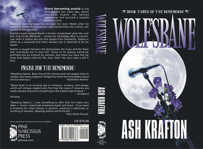 Wolfsbane on Corvid Design