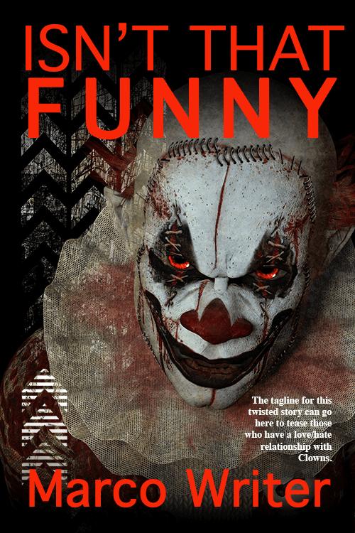 Horror Book Cover Ideas : One crow corvid design