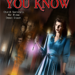The Devil You Know Book Cover Design