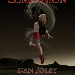 Deaths Companion Book Cover Design