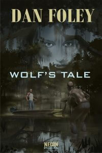 Wolf's Tale Book Cover Design by Duncan Eagleson
