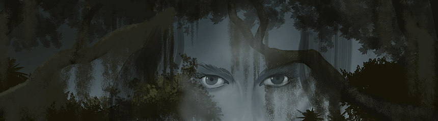 Magic in the Bayou wolfs header