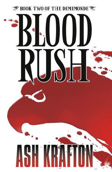 Blood Rush on Corvid Design