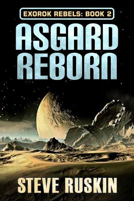 Asgard Reborn cover design by Corvid Design