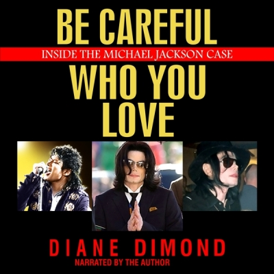 Be Careful Who You Love Audio book cover design by Corvid Design