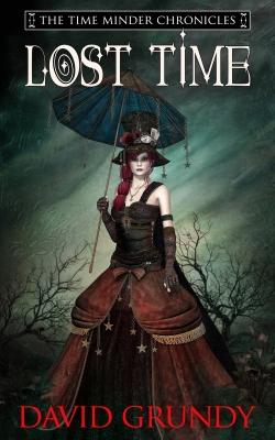Lost Time book cover design by Corvid Design