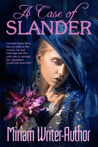 A Case of Slander