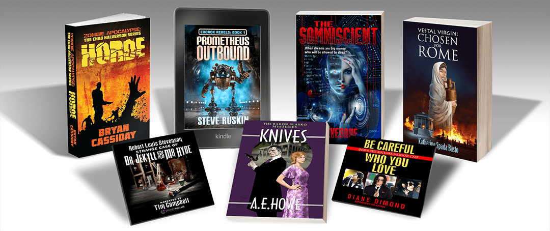 Corvid Design Book Covers