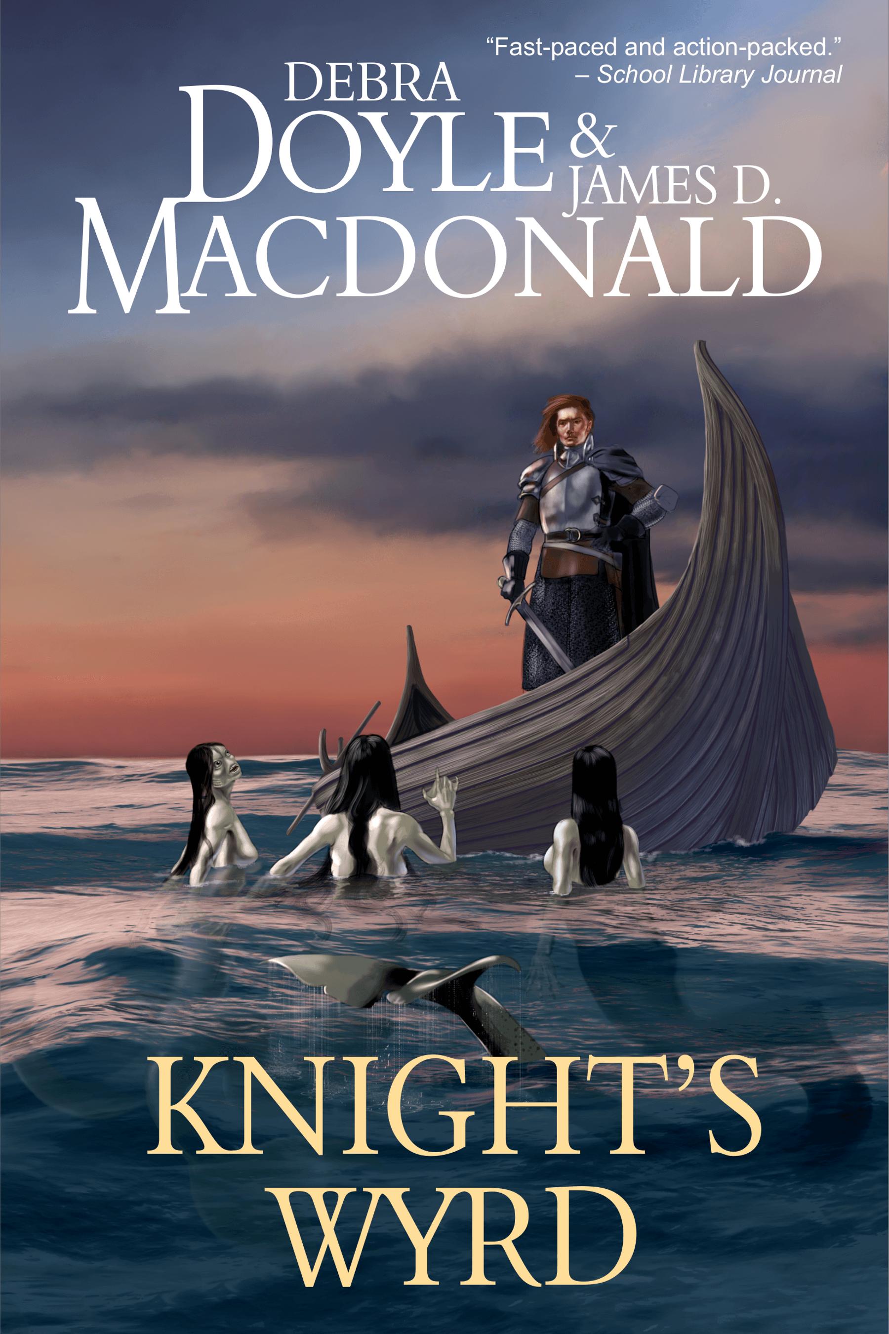 Knights Wyrd by Corvid Design